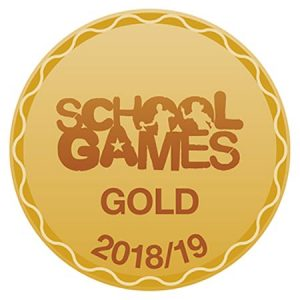 School Games Gold - 2018-2019